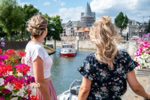 Rondvaartboot Roermond