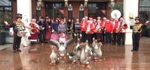 Entertainment kerst Roermond