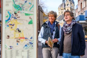 Wandelroutes Roermond