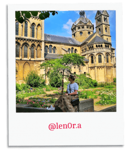 Selfiehotspot Munsterkerk Roermond